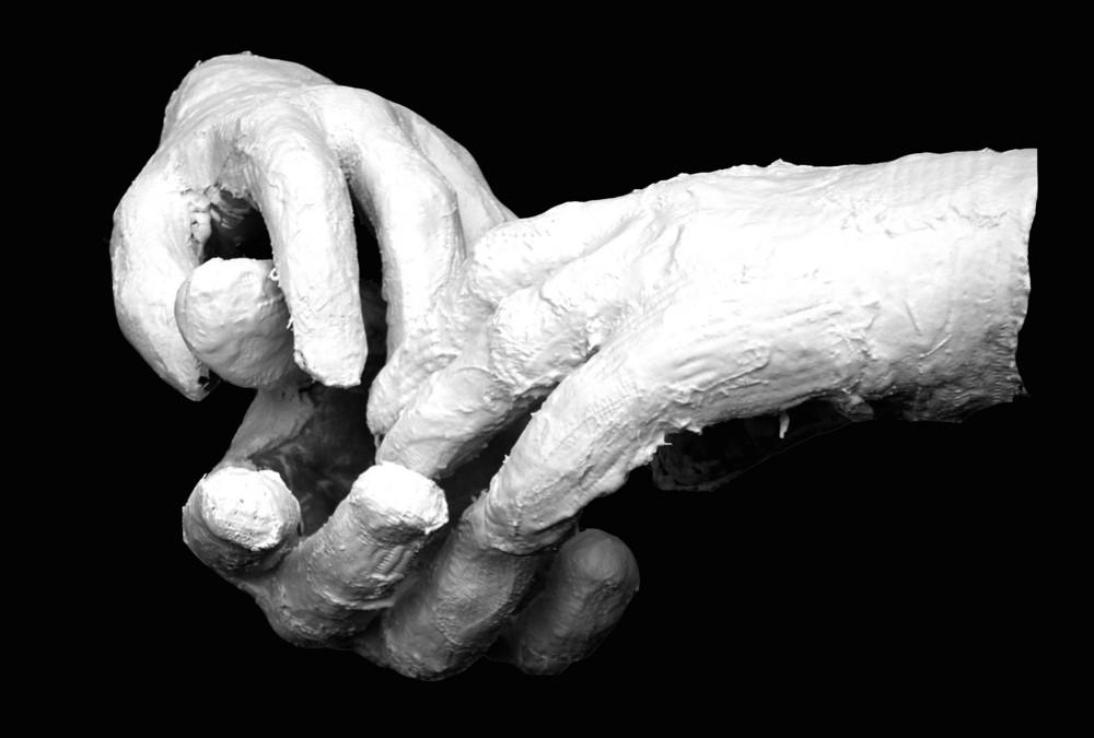 3 gemeinsame Hände