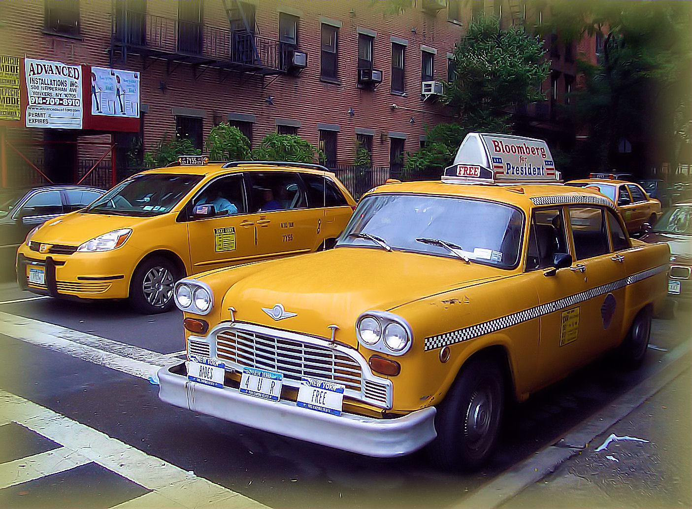 3 generationen new york taxi