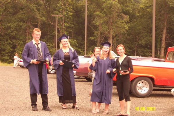 3 Graduates 4 Nations