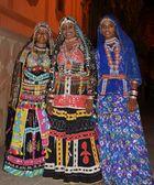 3 Grazien, Rajasthan, Indien
