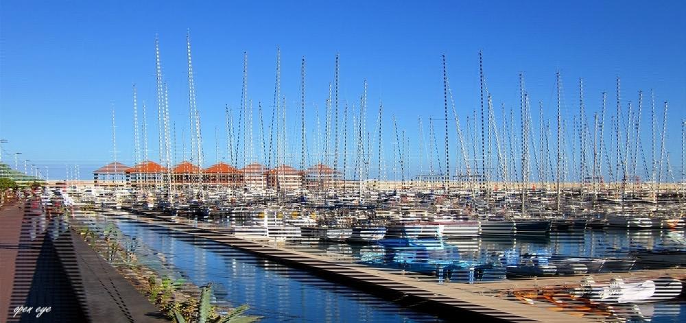 3._ Hafen San Sebastian / La Gomera _