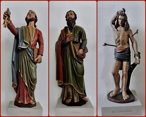 3 Heilige