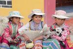 3 Kinder Lamm Peru +Text Ü1666K