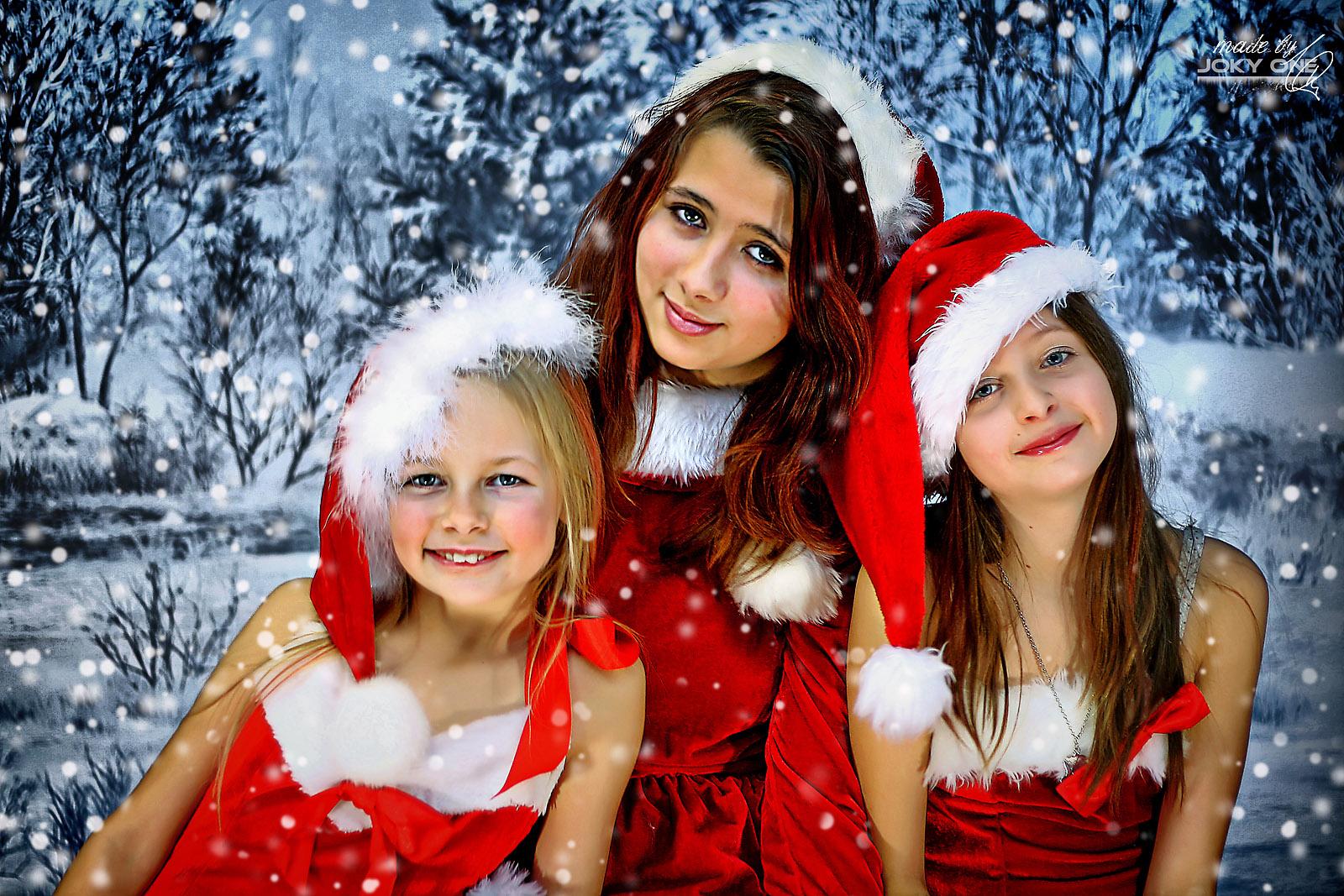 3 kleine Schwestern