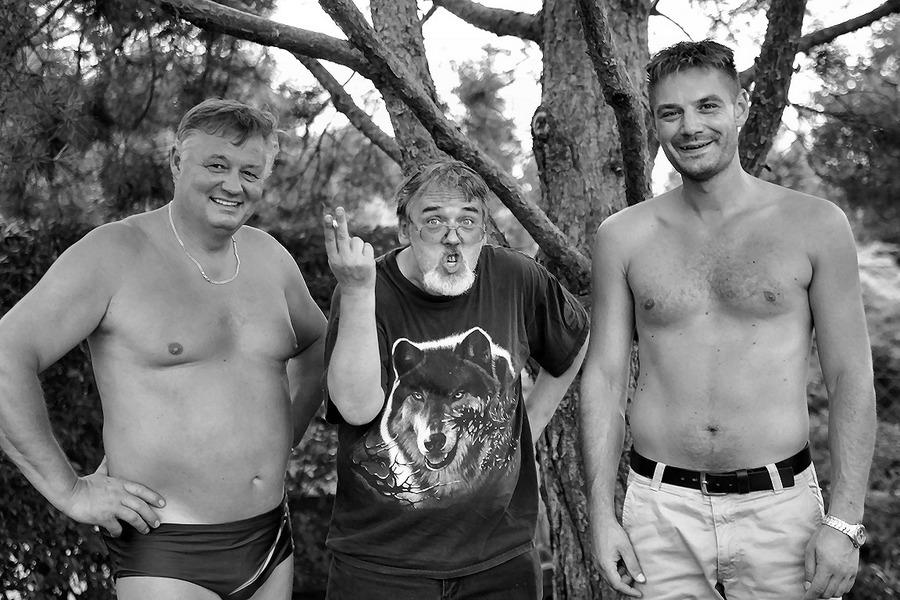 3 Männer