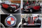 3. Oldtimer-Rallye in Eisenach 2013 - EMW 327