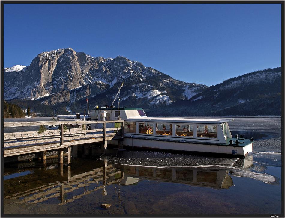 3. Rund um den Altausseer See ...