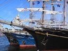 3 Schönheiten am Rostocker Pier
