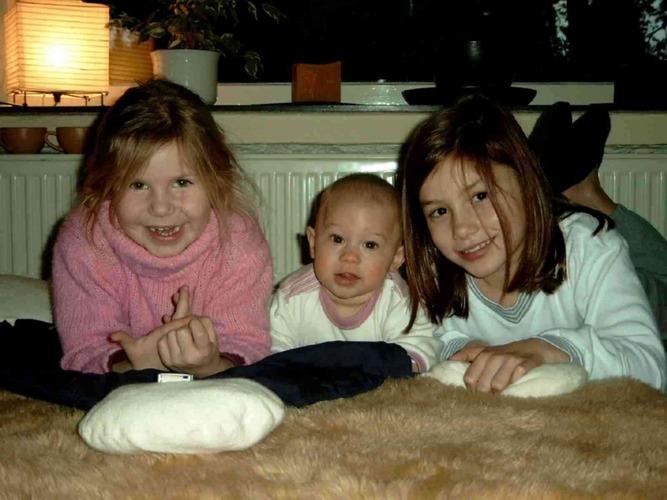 3 Schwestern...