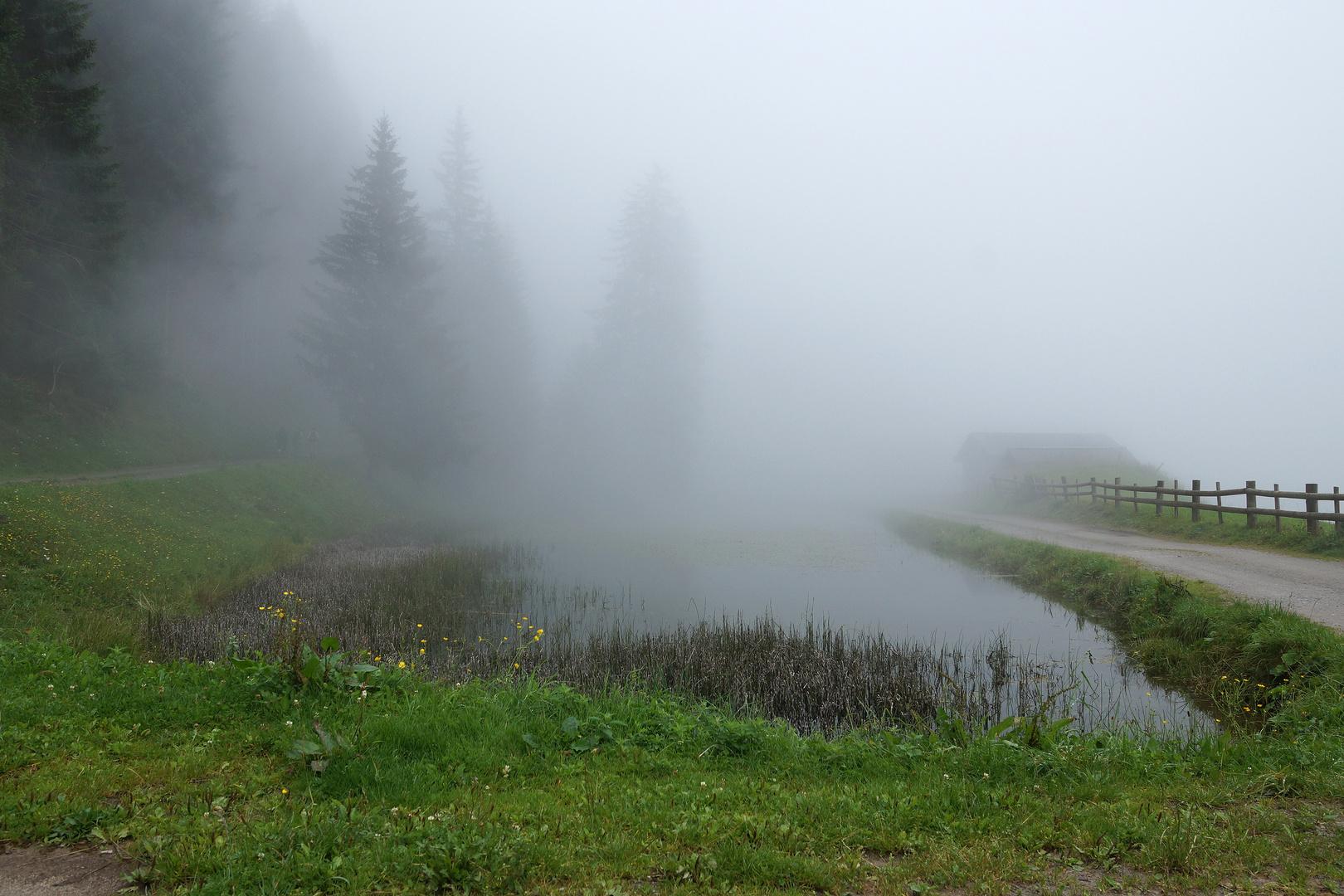3-Seen Wanderung am Bartolomäberg ob Schruns