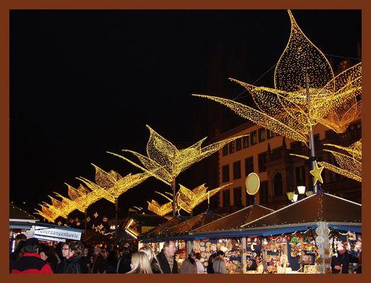 3. Sternschnuppenmarkt in Wiesbaden