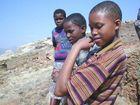 3 teenies aus Lesotho