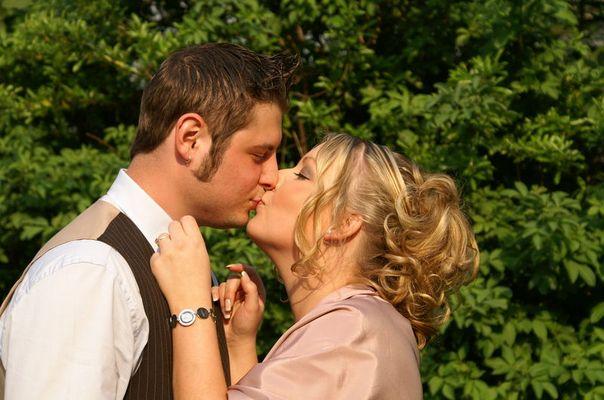 3: und weil du so schön stillgehalten hast, jetzt ein kuss!!!