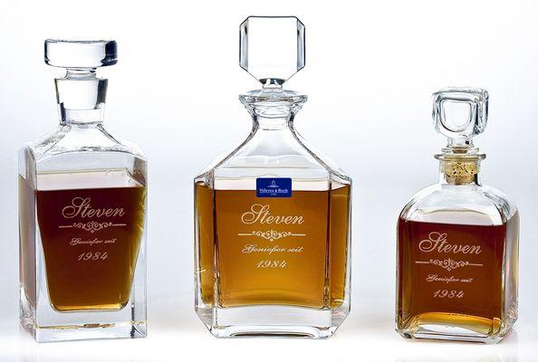 3 Whiskykaraffen