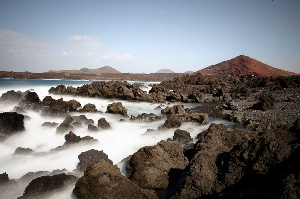 30 seconds on Lanzarote