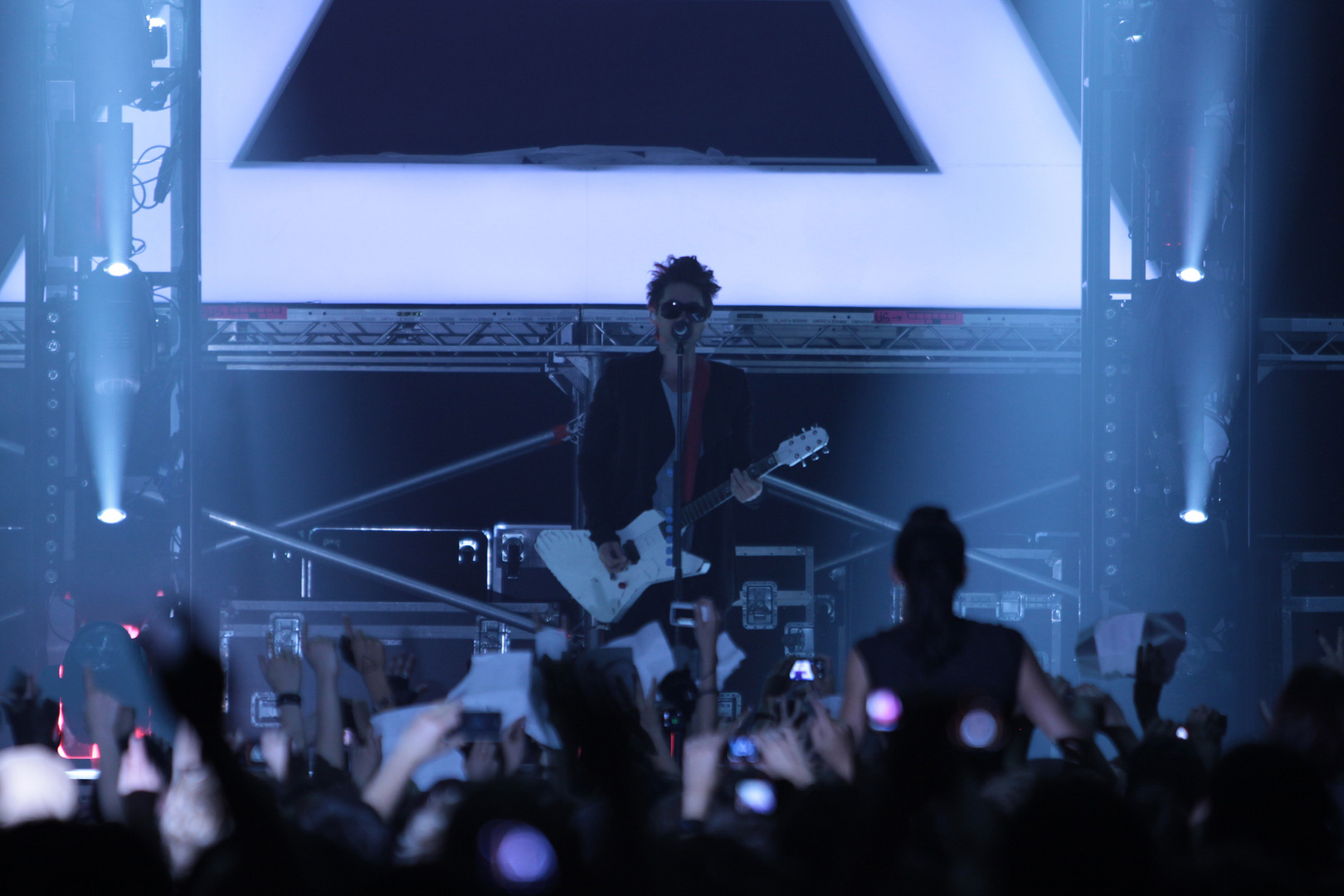 30 seconds to Mars...