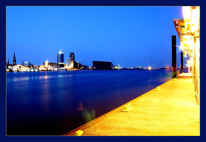 30 Sekunden Hamburger Hafen