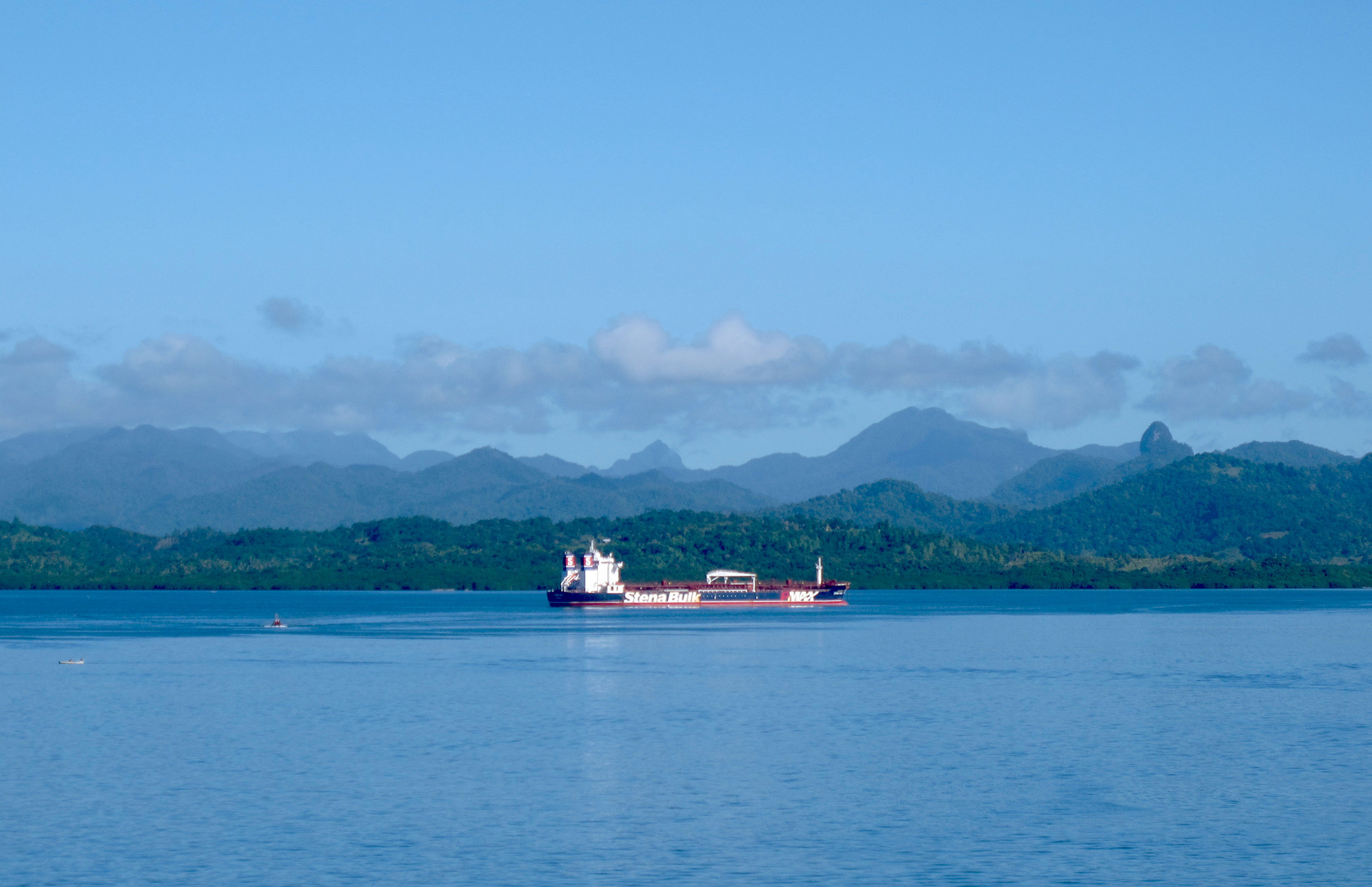 300 Inseln gehören zu den Fijis.