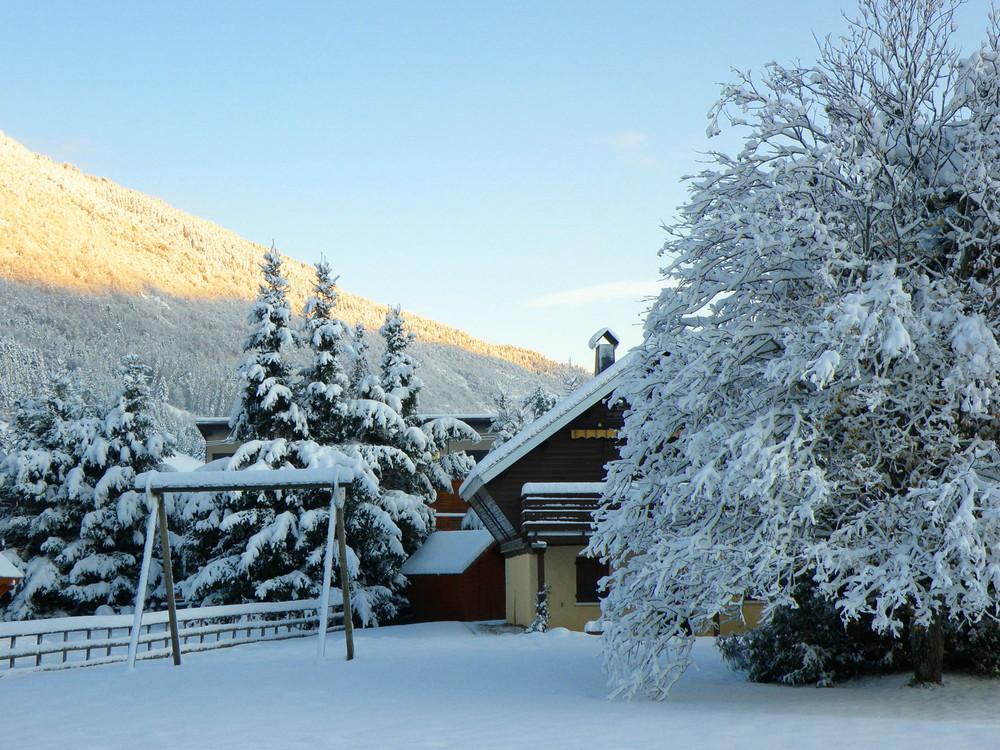 """30/10:""""un hiver en automne!..."""""""