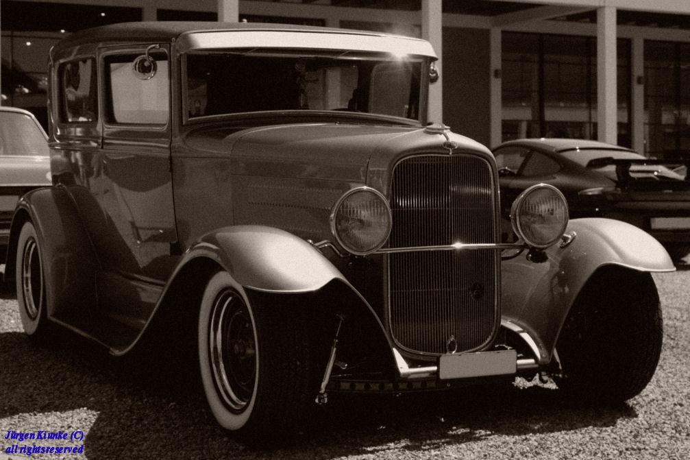 30er Ford Model A
