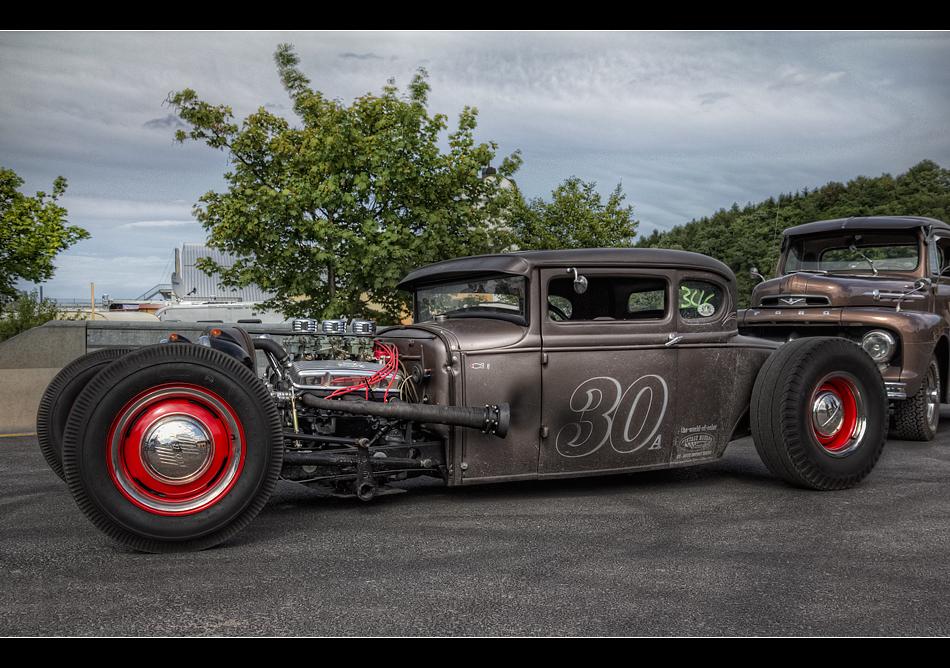 30er Rat Rod II