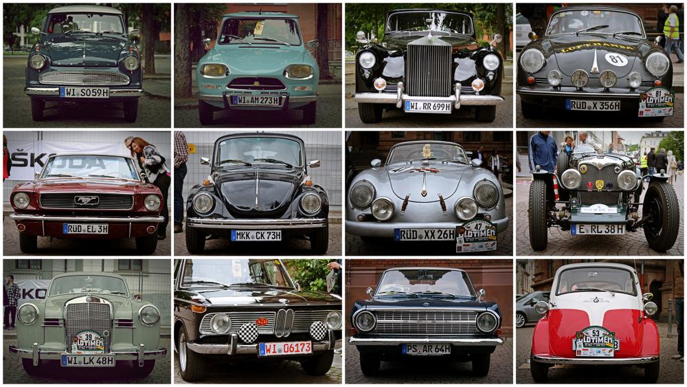 31. Oldtimerrallye Wiesbaden