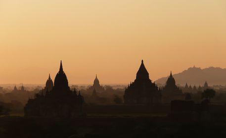 Bagan / Mandalay Division