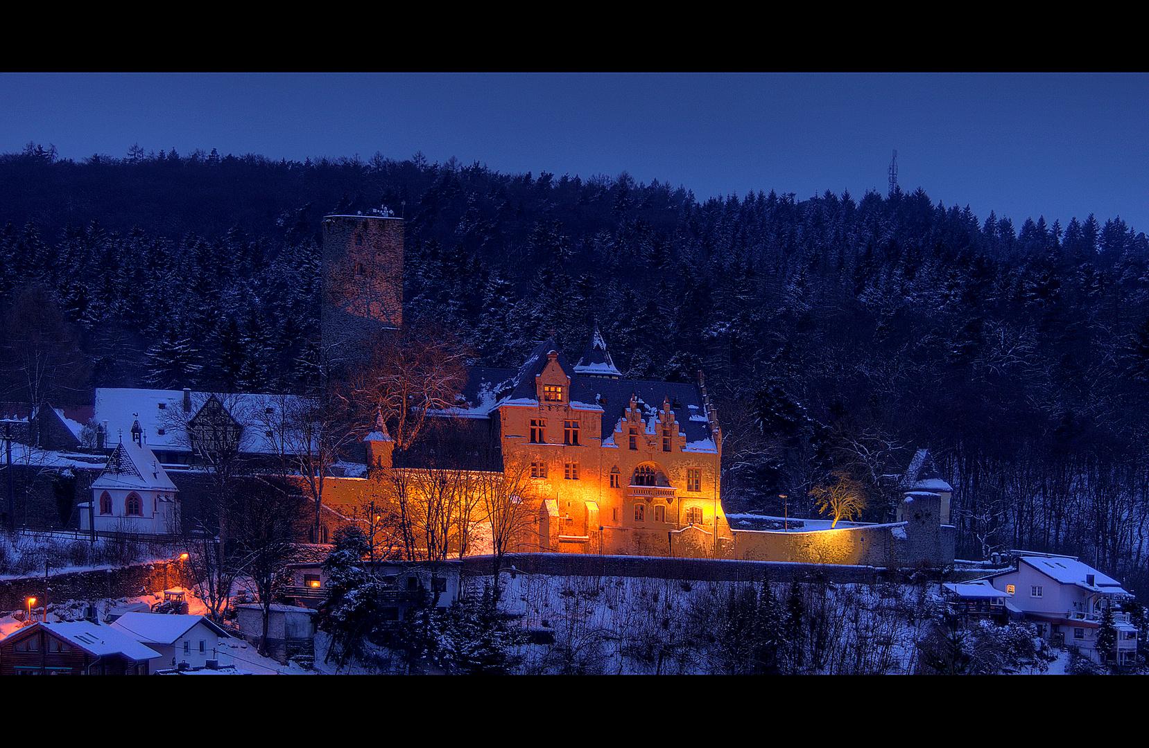 31.12.2010 Schloss Kransberg