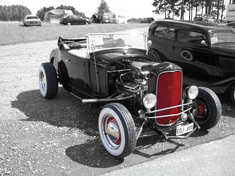 32' Ford Hot Rod