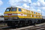 320 001-1 vom Wiebe Gleisbau.Eine Echte Allgäerin! von 1962 bis 1974 war die Lok in Kempten Zuhause.