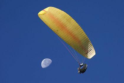 Paraglider, Hängegleiter