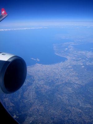 33000 Fuss über Marseille