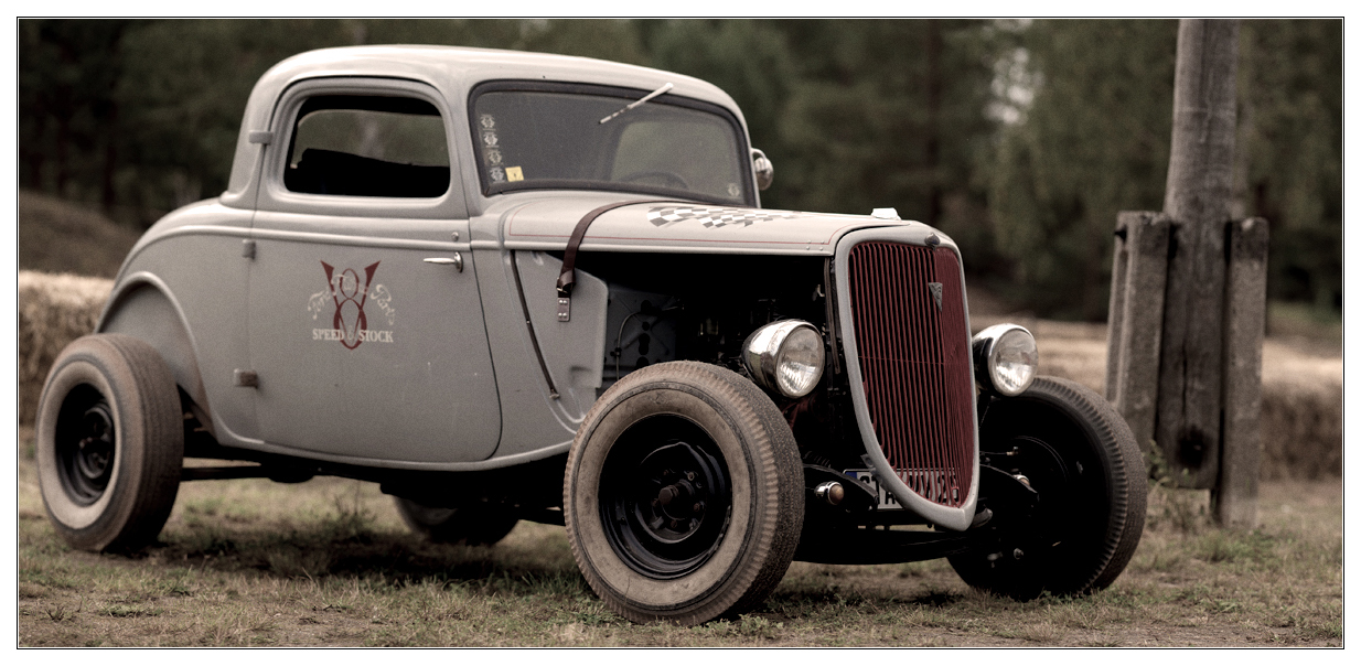 34' Ford Coupe