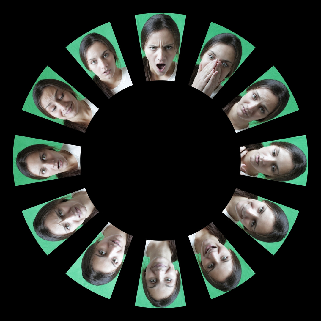 360 degrees of emotion
