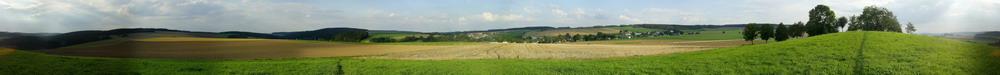 360 Grad Panorama Hormersdorf