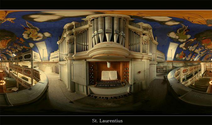 360 Grad St. Laurentius