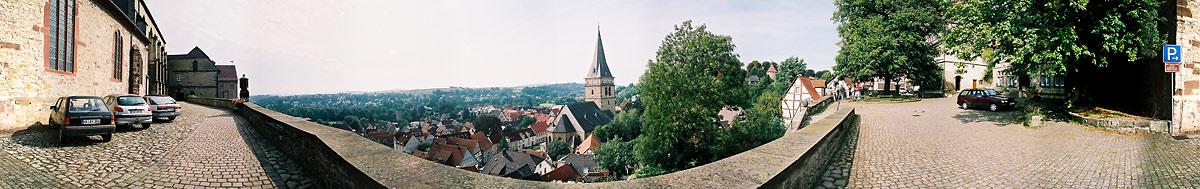 360° Panorama von Warburg