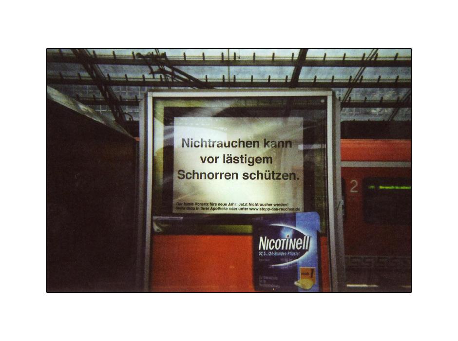 /37/ CCPP in Köln: Nichtraucher werden nicht angeschnorrt
