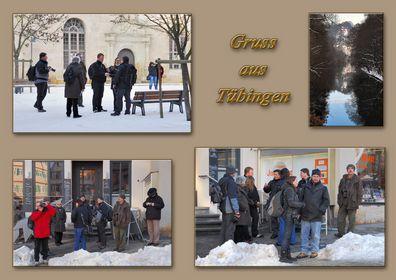 Usertreffen in Tübingen