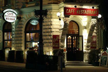 fc-Treffen im Café Weimar
