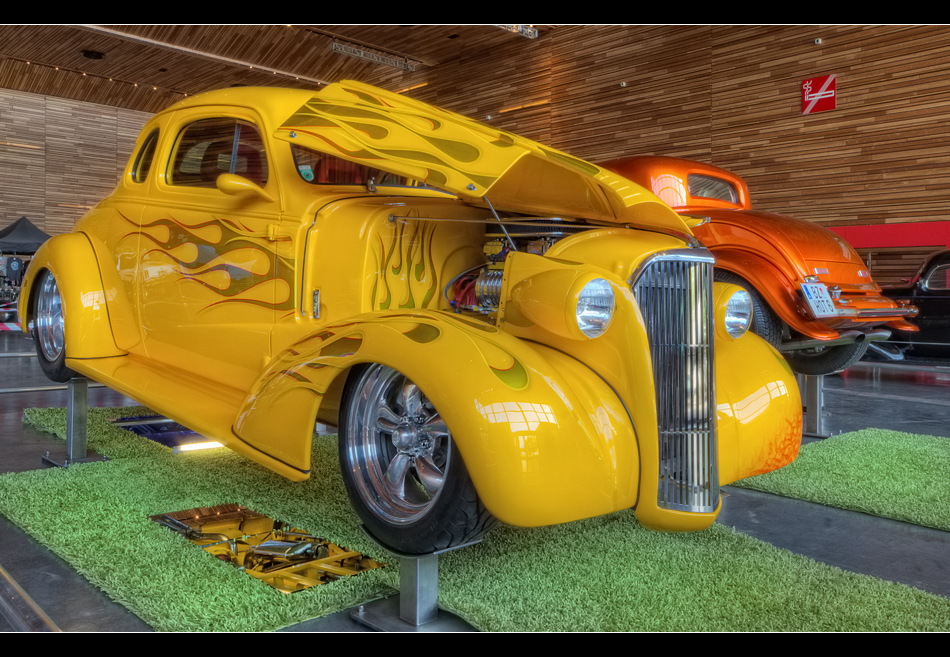 37er Chevy Coupe