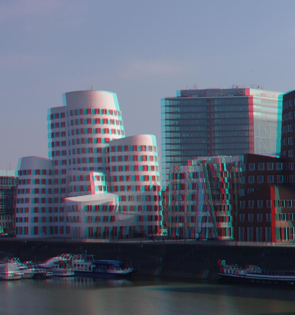 3D Düsseldorf Medienhafen (4)