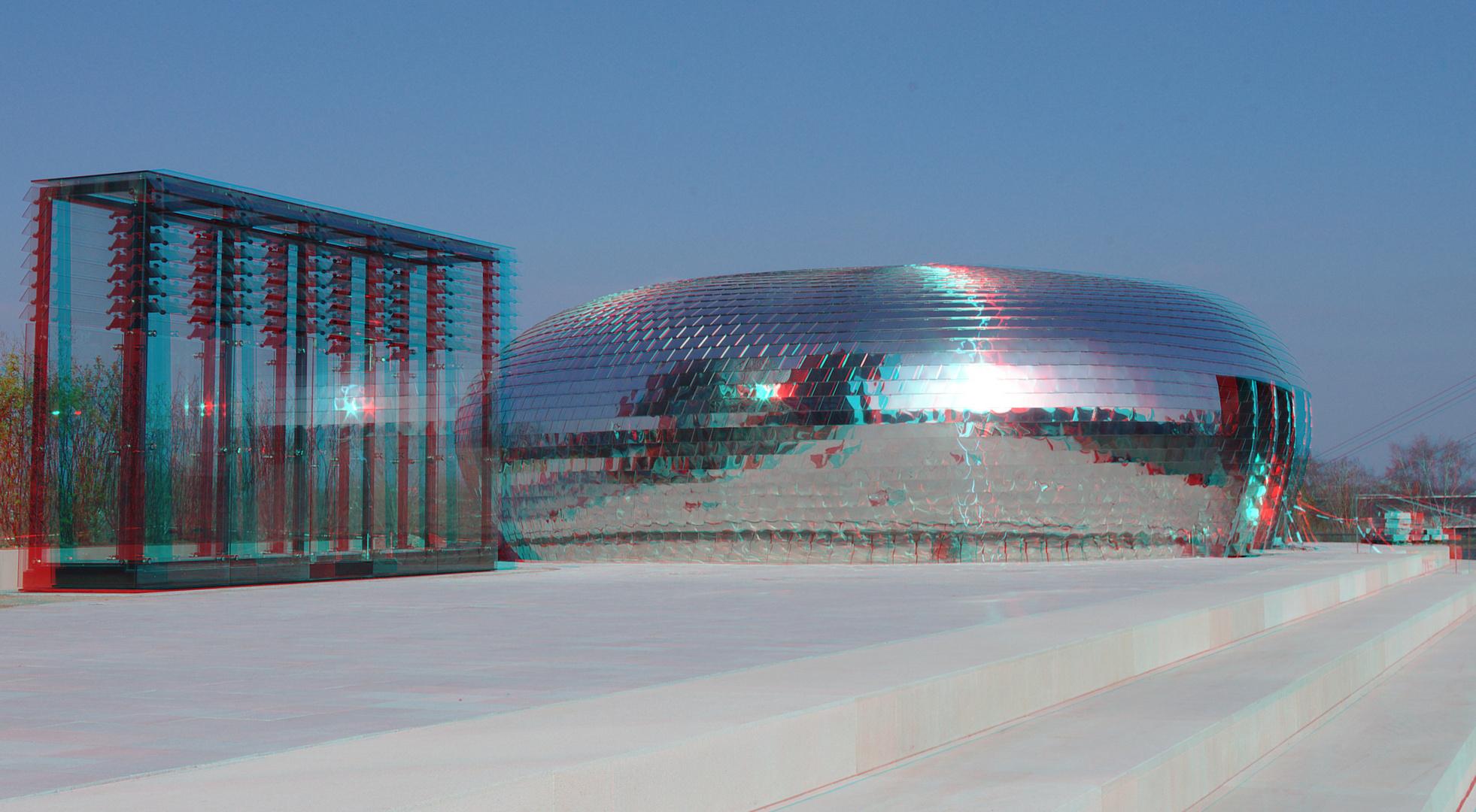 3D Düsseldorf Medienhafen (5) ...