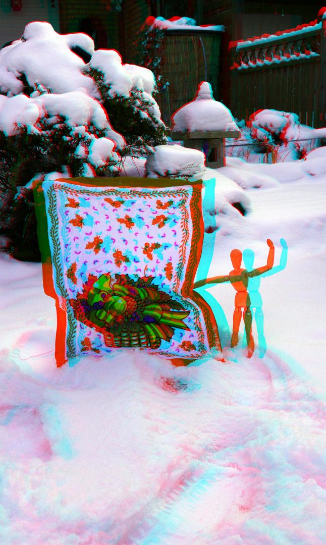 3D Frostig
