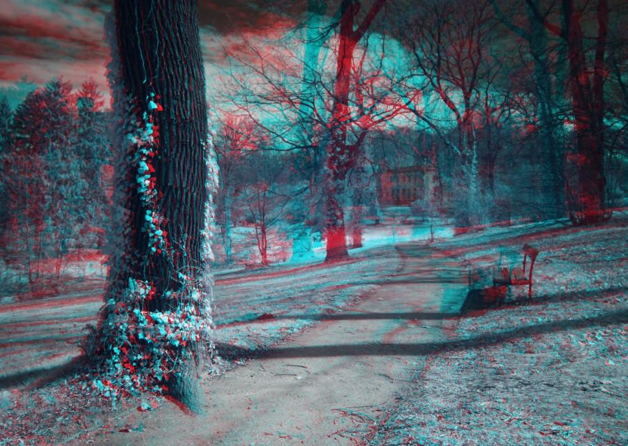 3D im Park Babelsberg