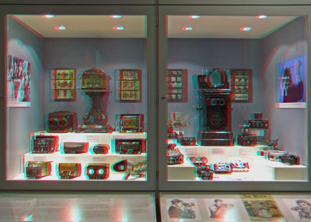 3D Kameras 3D
