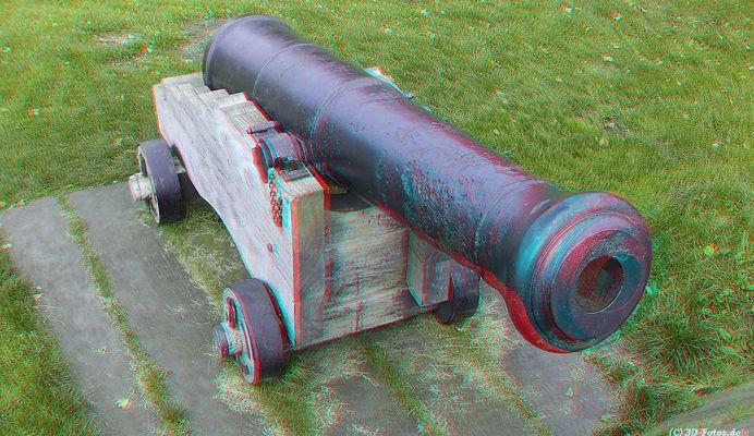 3D-Kanone