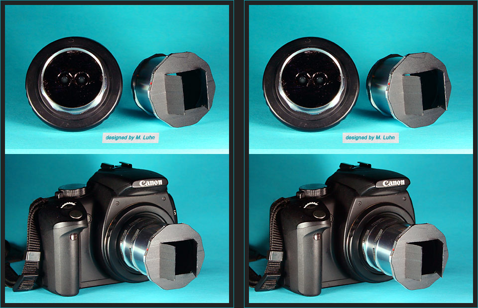 3D-Makroobjektiv