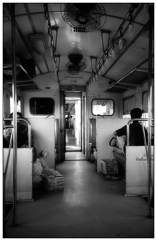3rd class train