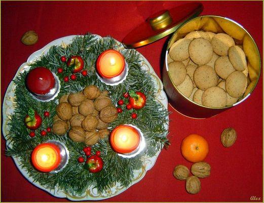 3ter Advent und die Küche brennt